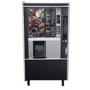 Crane 633 Coffee Full Size Dual Cup Fresh Brew Vendnig Machines
