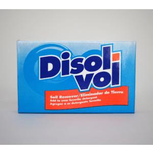 Disol-vol Soil Remover 1 Load Soil Remover-Coin Vending