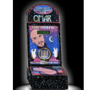 Omar Impulse Arcade Novelty Fun Skill Vending Machine