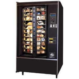 ROWE 548 Cold Food Vending Machine Merchandiser