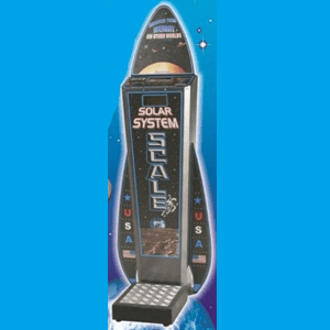 Solar System Scale Digital Accurate Vending Machine