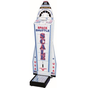 Space Shuttle Vending Scale- Interactive Educational