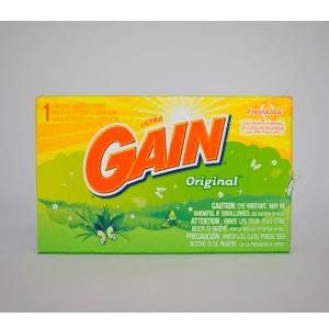 Ultra Gain Original 1 Load Ultra Laundry Detergent