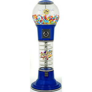RoadRunner – 5′ Spiral Gumball Vending Machines