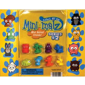 Mini-Malz Figurines, Series 2 - 2.2 Inch Capsules