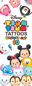 Tsum-Tsum Tattoos - Vending Tattoo Refill