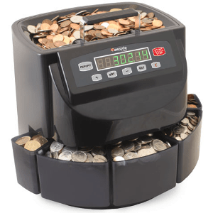 Cassida Coin Counter-Sorter-Wrapper Model C-200