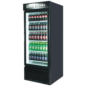 Royal Vendors Model RVC-027 Glass Door Cooler
