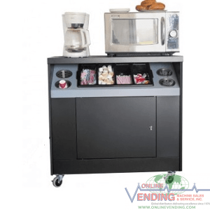 All State Office Coffee Cart Model OCC 36-ET