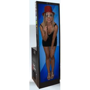 Nexus Strip Photo Booth-Takes Full Body Images