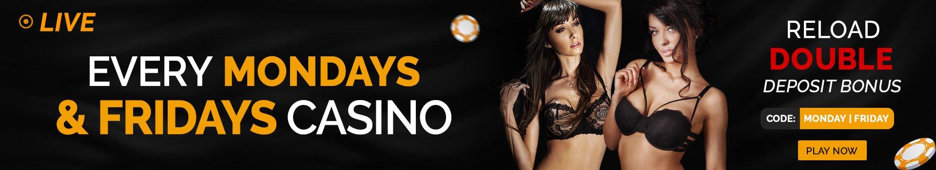 PornHub-Casino-Mondays-Bonuses