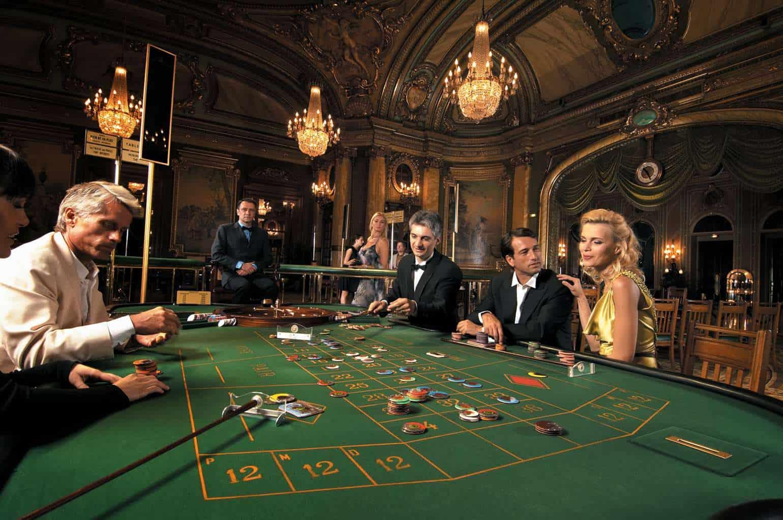 Casino edge