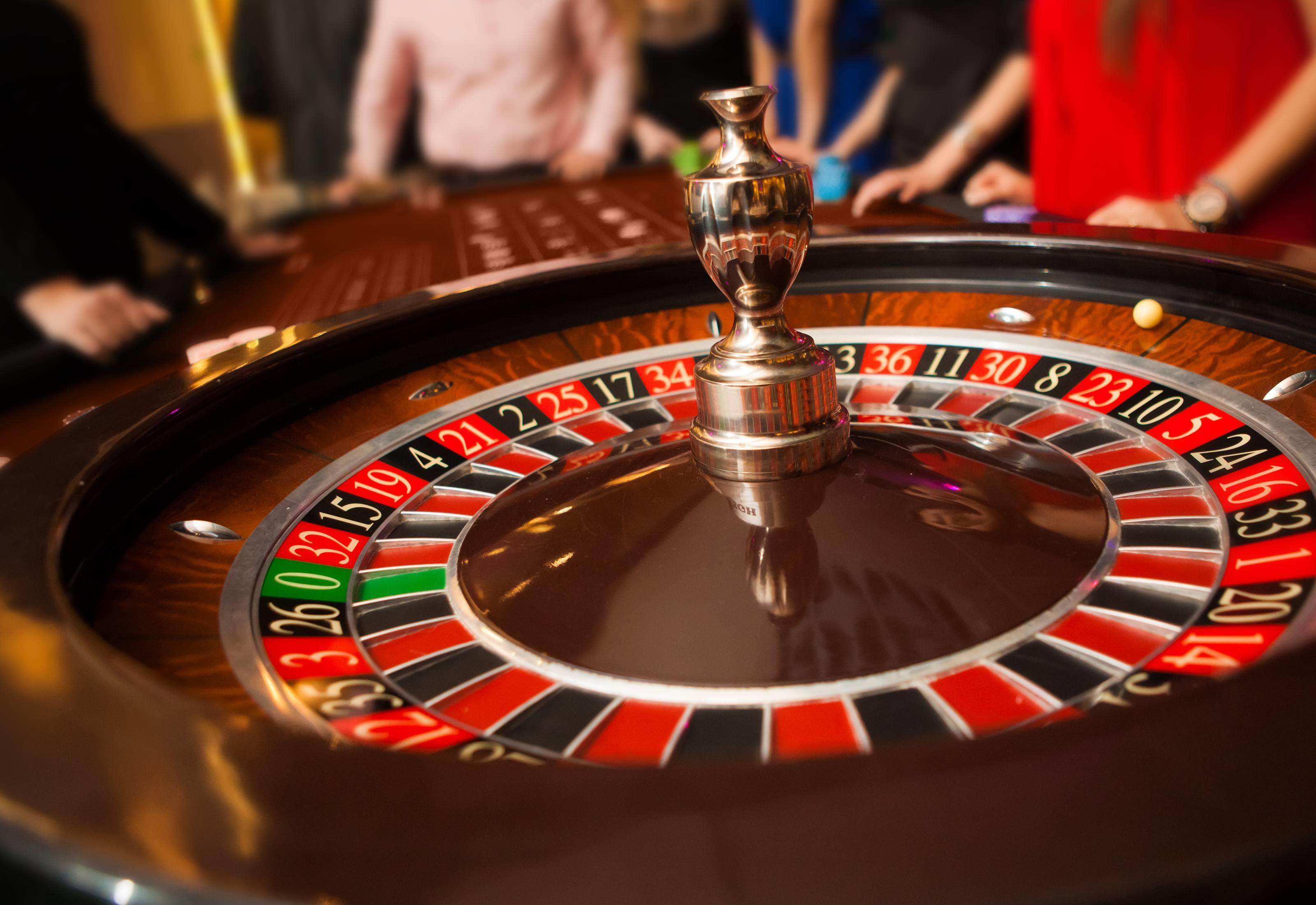 The House Edge in Roulette