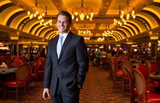 How to Work in a Casino as Games Manager