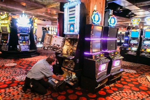How to Work in a Casino as Slot Technician