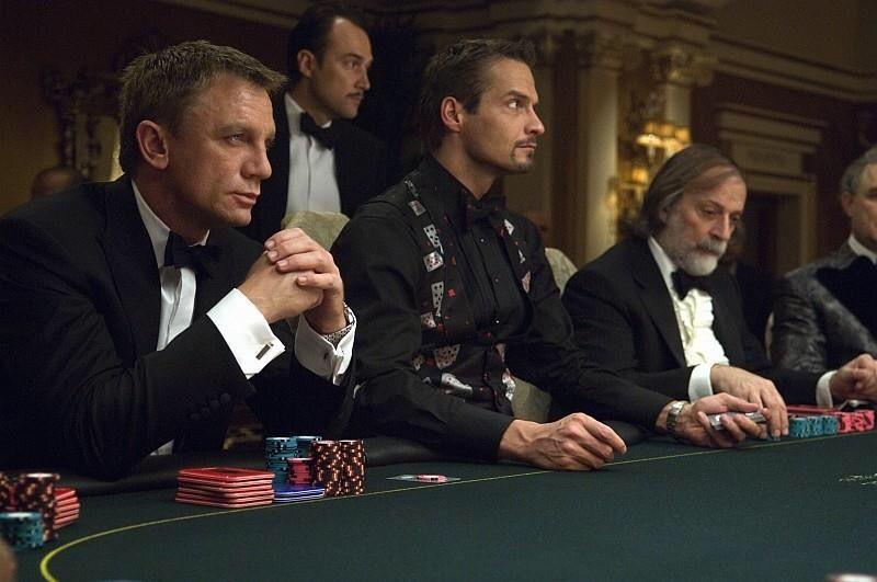 James Bond Roulette Strategy