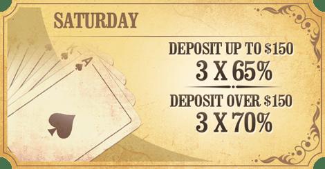 Saturday Casino Promotions