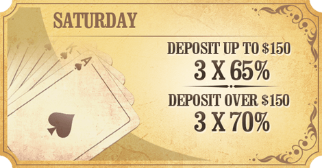 Saturday Casino Promotions