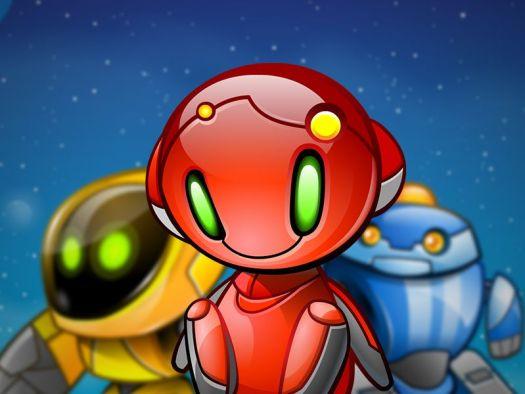 Alien Robots Slot Machine