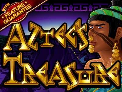 aztec's Treasure Feature Guarantee