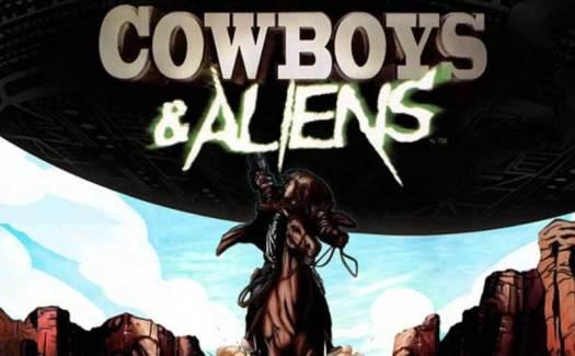 cowboys Aliens Slot