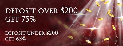 Lucky Red Casino Thursday Increase your bankroll Bonus