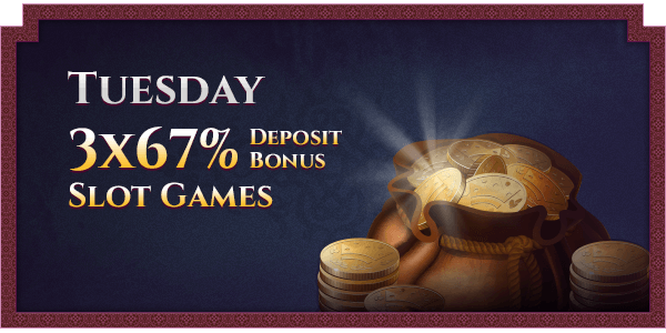 Tuesday Casino Promotions