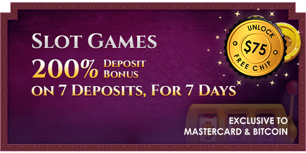 Aladdin's Gold Casino Welcome Offer for Slots Games