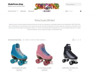 Skatefever shop Referentie