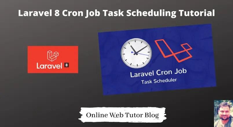 Laravel-8-Cron-Job-Task-Scheduling-Tutorial