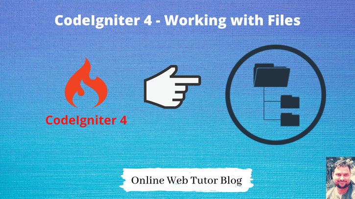 Working-with-File-System-in-CodeIgniter-4-Tutorial