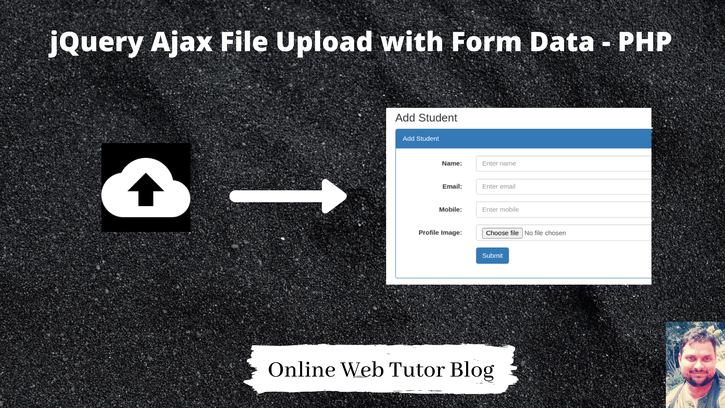 jQuery-Ajax-File-Upload-with-Form-Data-using-PHP