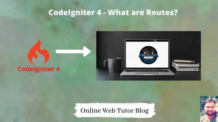 CodeIgniter 4 What are Routes Basics