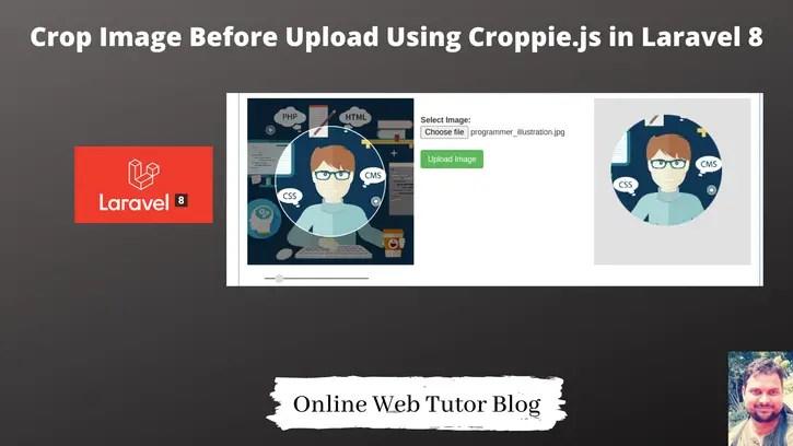 Crop-Image-Before-Upload-Using-Croppie.js-in-Laravel-8