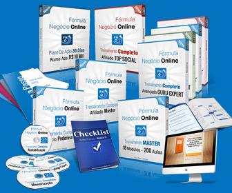Fórmula negócio on-line
