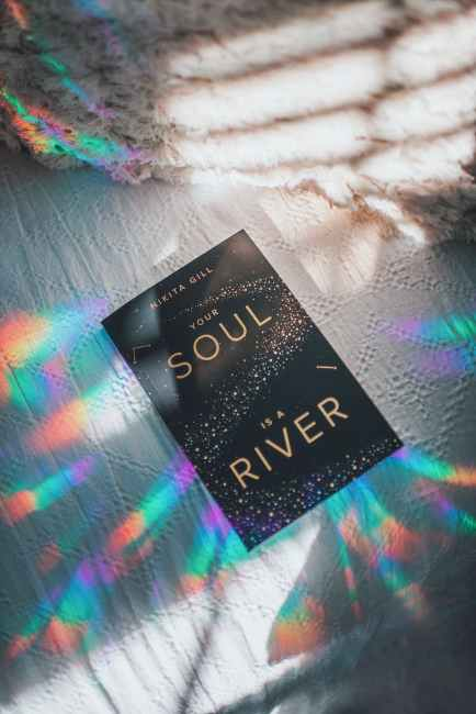 your soul is a river by nikita gill book
