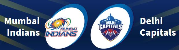 Dream 11 IPL 2020 final  - Mumbai Indians Vs Delhi Capital