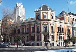 Museo Cerralbo. Madrid