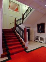 Escalera del museo del Romanticismo. Onlyartravel