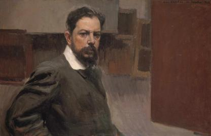 Autorretrato 1904