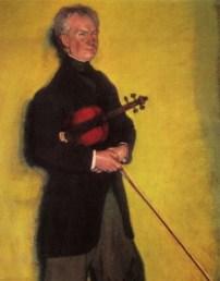 Violinista Zuloaga
