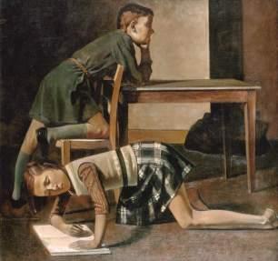 los hermanos Blanchard 1933