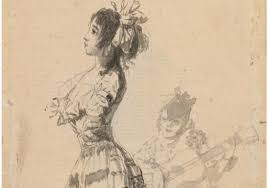 Dibujos Goya Museo del Prado Onlyartravel