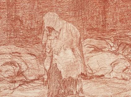 sanguina. Goya M. del Prado. Onlyartravel