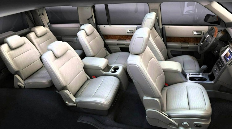 Ford Expedition 8 Seater
