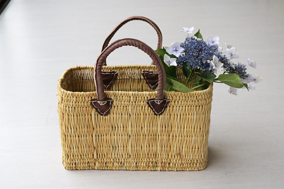 panier - The Straw Bag Trend