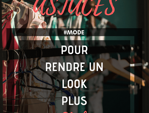 5 astuces look stylé #look #astuce #tips #mode #style