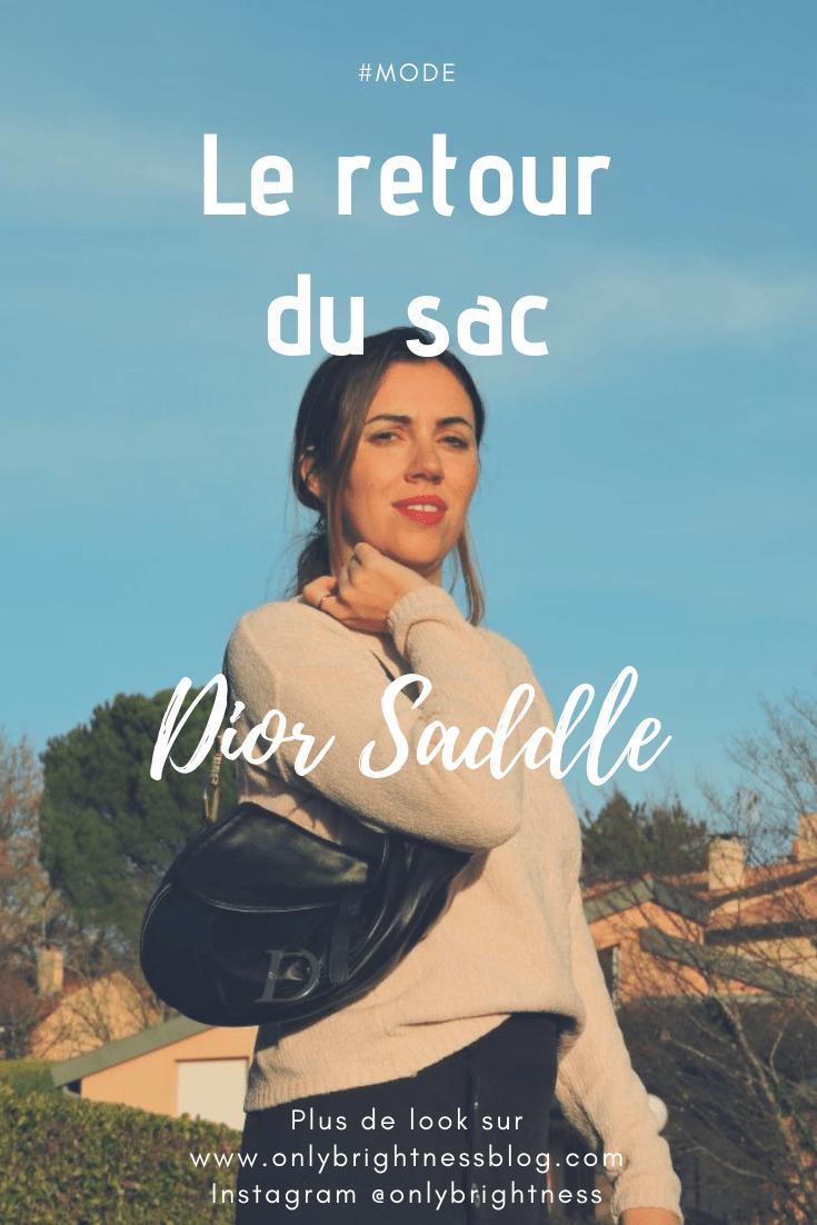Dior Saddle onlybrightness #dior #diorbag #diorsaddle