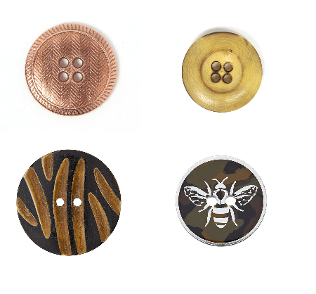 boutons originaux #boutons #couture