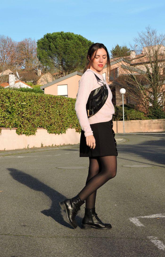 dior vintage bag 1 - Le retour du sac Dior Saddle